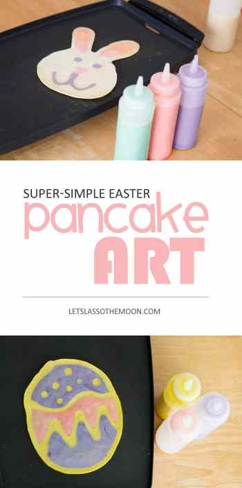Easter Pancake Art: Spring Family Traditions *Love these video tutorials. So cute. So simple.