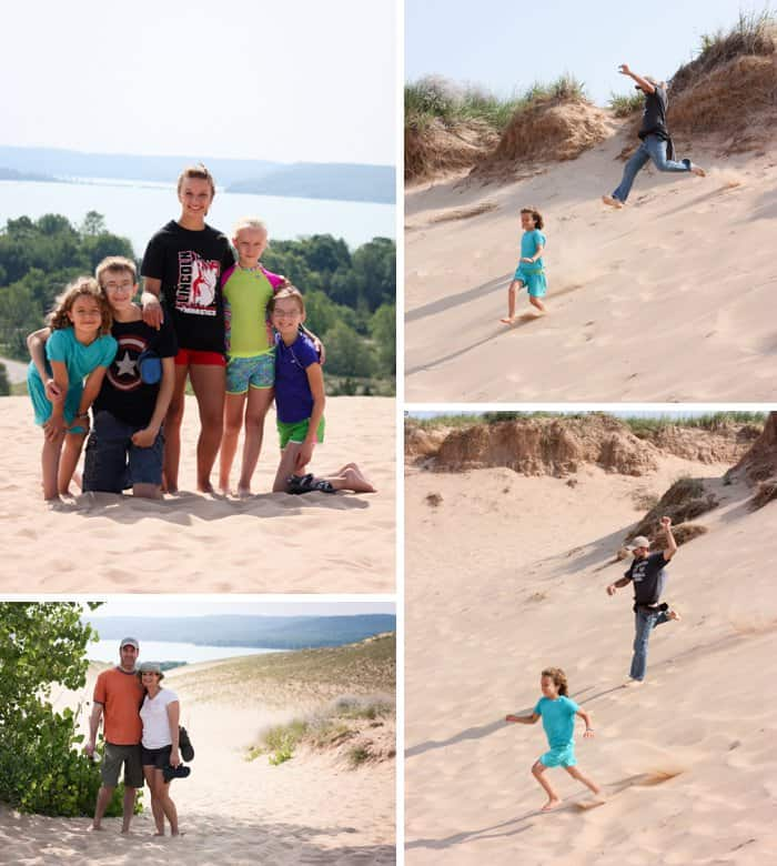 10 Things to Do With Kids in Traverse City Michigan: Sleeping Bear Dunes National Lake Shore