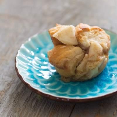 Mini Apple Pie Monkey Bread Recipe
