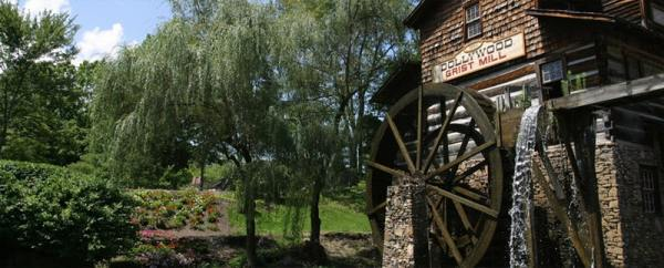 Grist Mills at Dollywood