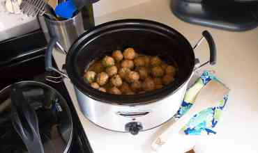 Slow-Cooker Swedish Meatballs (AKA: The Perfect Winter Comfort Food)