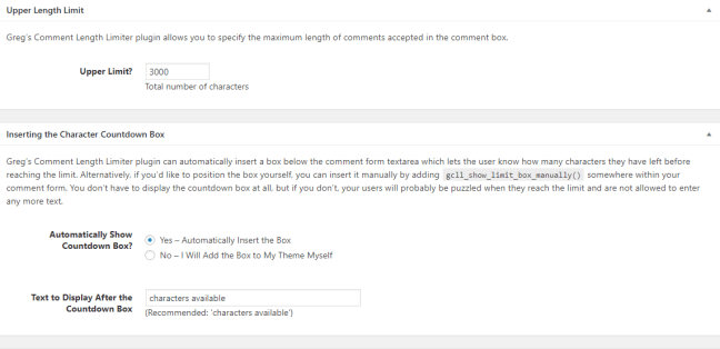 How to Limit Comment Length in WordPress (2)