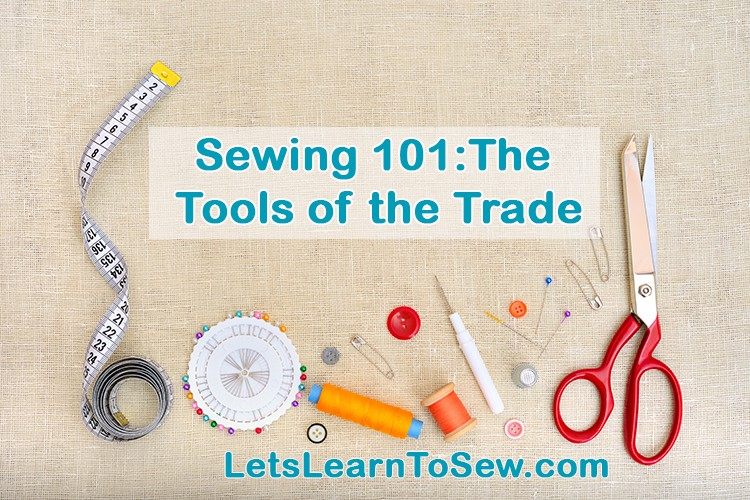 The basic sewing tools you need