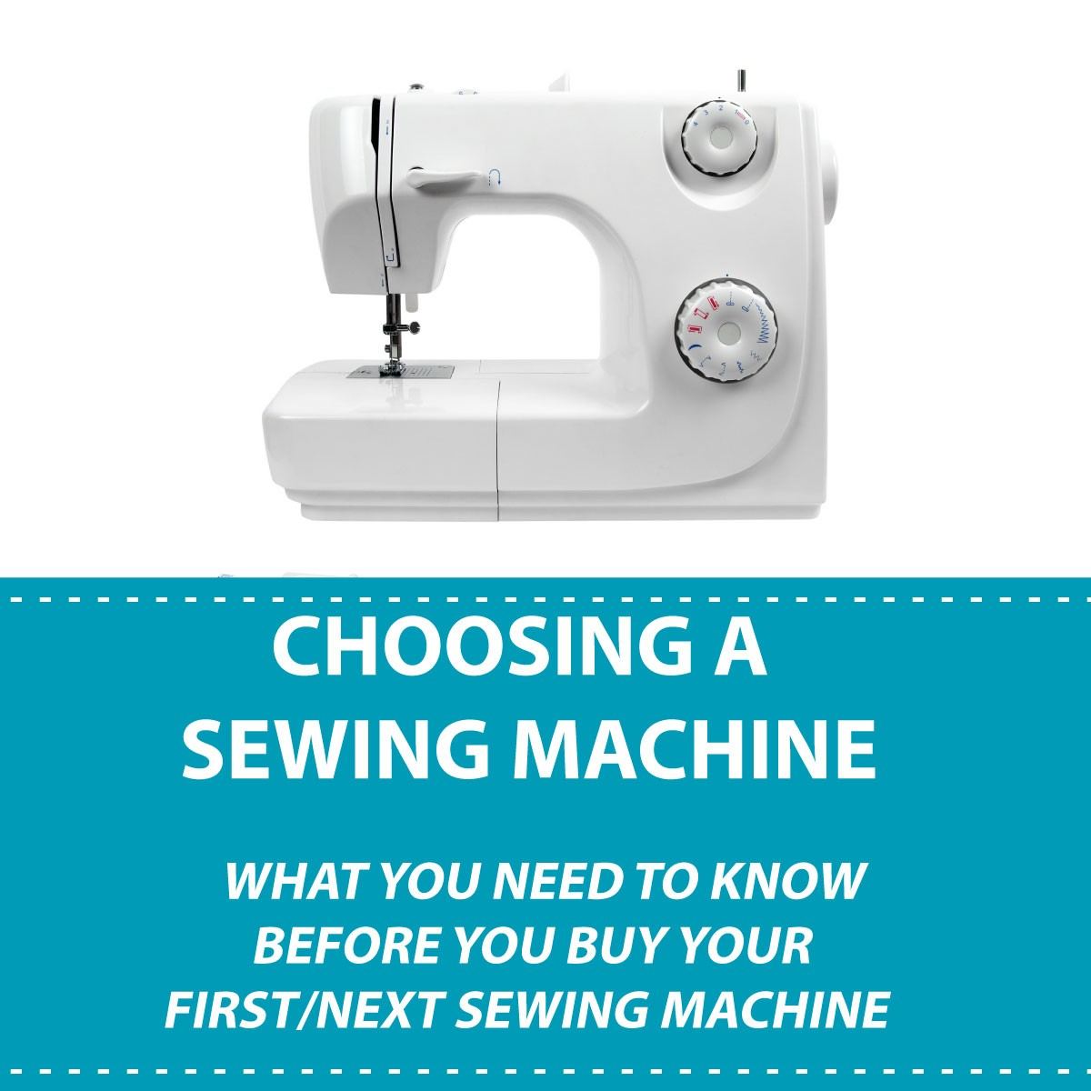 How to choose a sewing machine for home use