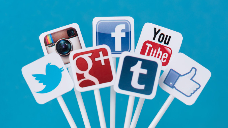 your business on social media