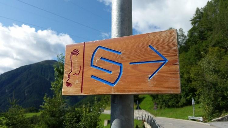 Escursioni Val Venosta: indicazioni per rifugio forcola