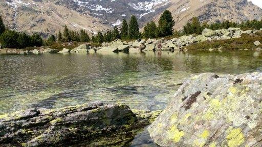 Trekking al Lago delle Bose