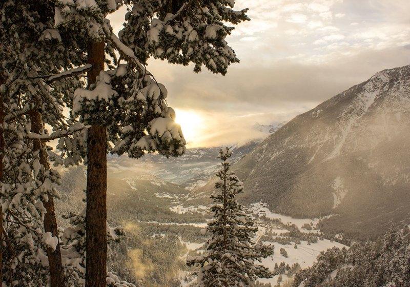 Escursionismo in inverno: come proteggersi dal freddo