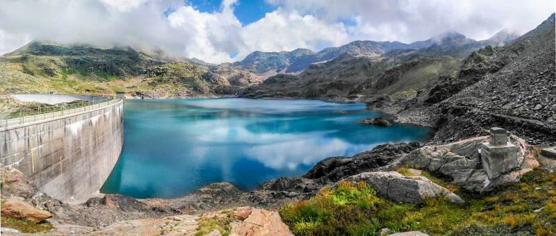 Trekking Val di Pejo, Lago Careser