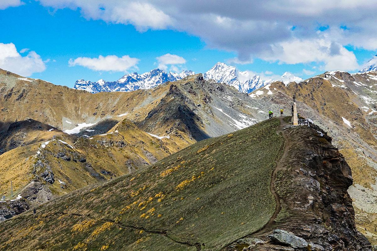 Trekking in Val d'Ayas, al Monte Zerbion