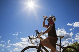 Biker-and-sports-drink