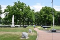 National Cemetery on Arsenal Island