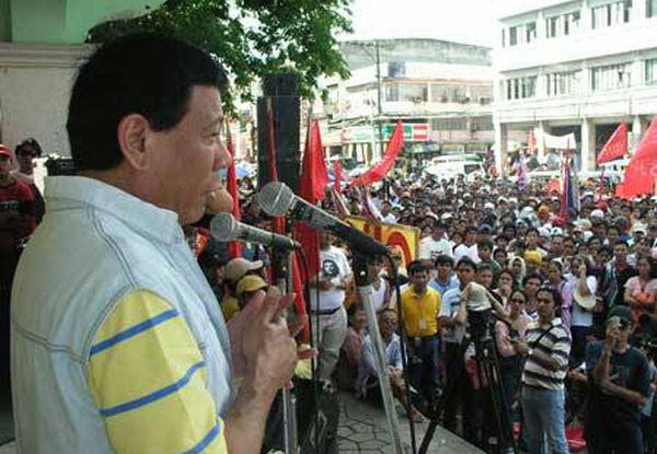 (圖片說明/菲律賓總統杜特蒂。)
