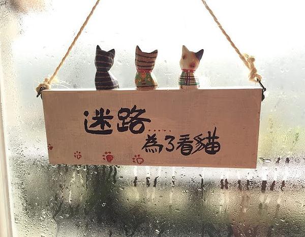 圖片說明/貓村文化示意圖。