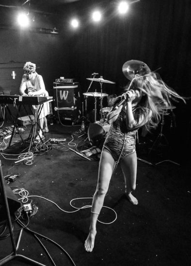 UMBILICAL TENTACLE @ Northcote Social Club 2016 photo by Photoyunist