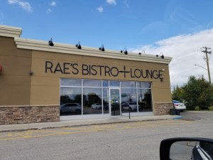 Rae's Bistro and Lounge