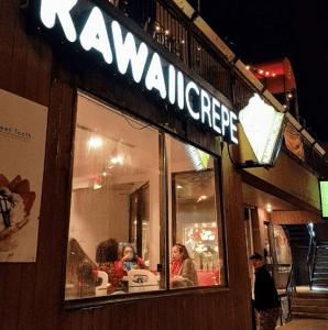 Kawaii Crepe-Osborne