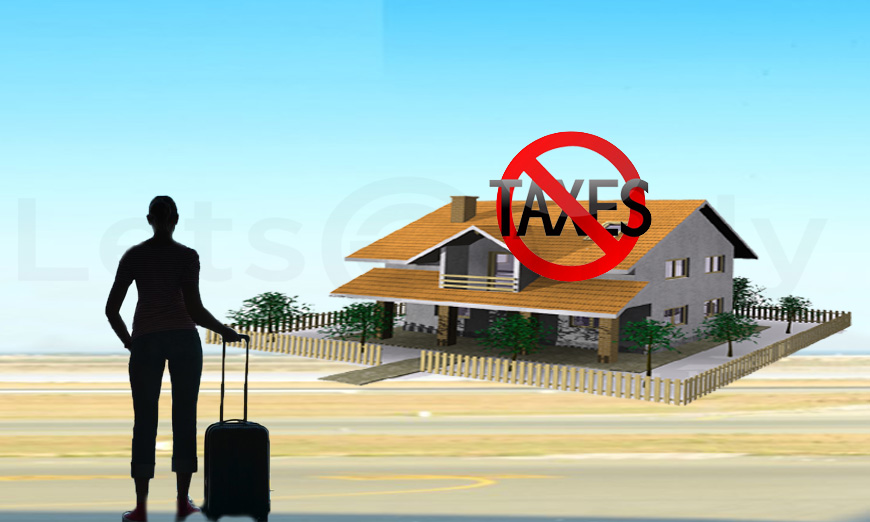 Global Status of Tax Exemption for NRIs   Income Tax for NRI