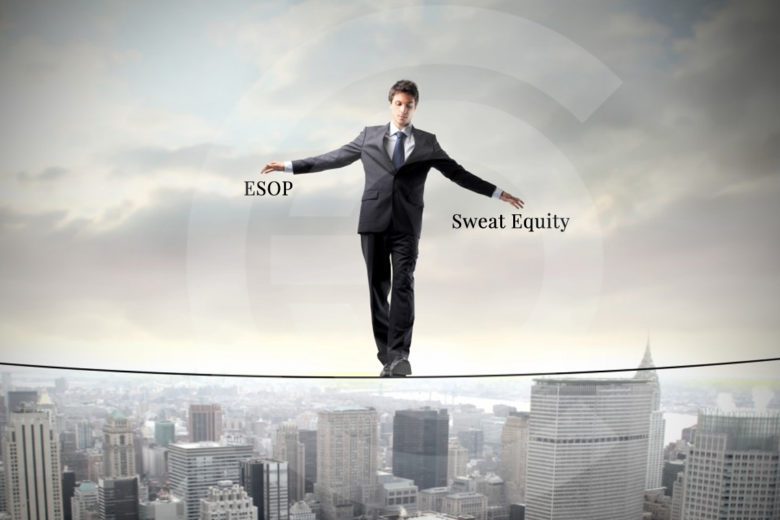 How ESOPs Are Different From Sweat Equity Shares?