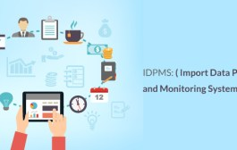 Import Data Processing and Monitoring System (IDPMS)