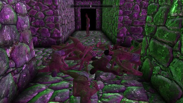 Όπως και στο Skyrime, βρείτε την αίθουσα ανάπτυξης με όλα τα πράγματα (μυστικοί κωδικοί εξαπατούν)