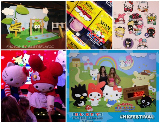 Hello Kitty's SuperCute Friendship Festival in Los Angeles