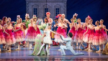 american ballet theatre nutcracker review - Celtic Woman Home For Christmas