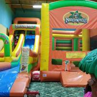 Scooter's Jungle Indoor Play Arena + Giveaway!
