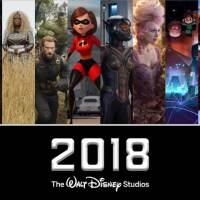 Walt Disney Studios Motion Pictures 2018 Movie Release Schedule!