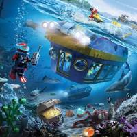LEGOLAND California New Deep Sea Adventure!