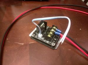 Mosfet Board Wiring