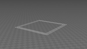 Bed Leveling Square