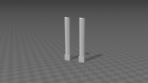 Z-Axis Post