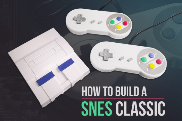Guide: How to Build a SNES Classic