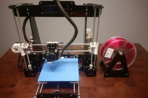 Review: The Anet A8 3D Printer