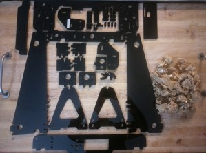 Anet A8 3D Printer Frame