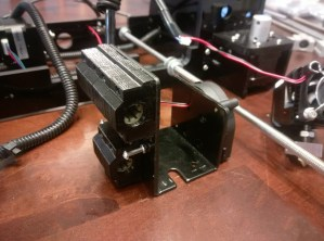 Anet A8 X-Axis Bearing Blocks