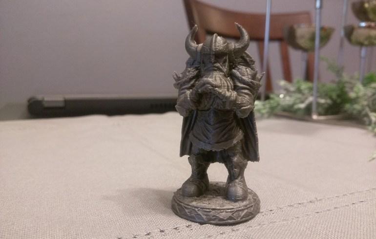 BIQU Magician Viking Print