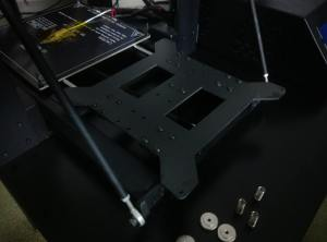 Maker Select Y-Carriage Plate