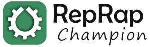 RepRap Champion Logo