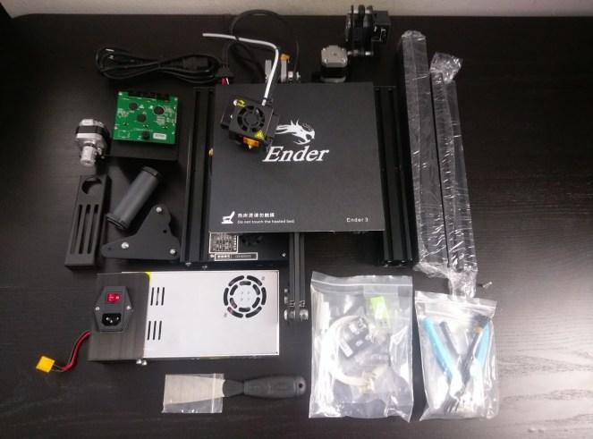 Review: The Creality Ender 3 (3D Printer Kit) - Let's Print 3D