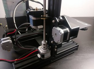 Creality Ender-3 Assembly - X-Axis Installed