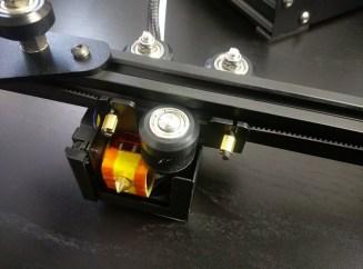 Creality Ender-3 Assembly - X Belt Ends