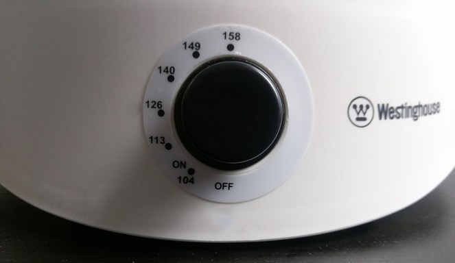 Filament Dryer Temperature Knob