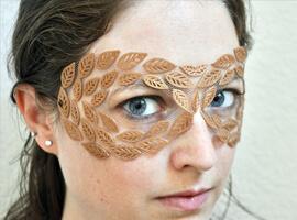Fabric Floating Mask