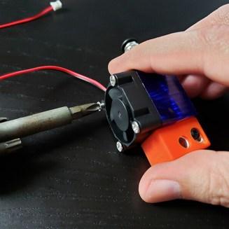 Gulfcoast Robotics V6 Fan Install