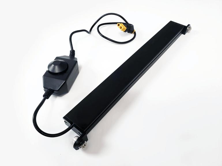 Ender 3 LED Light Bar Hardware