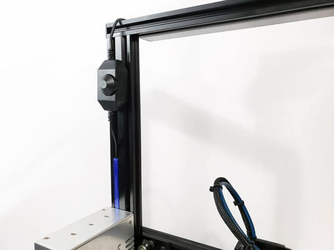 Ender 3 LED Light Bar Rear Installation