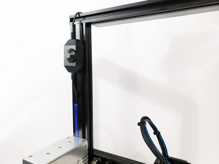 Ender 3 LED Light Bar Rear Installation