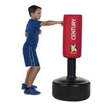 Century punching bag for kids